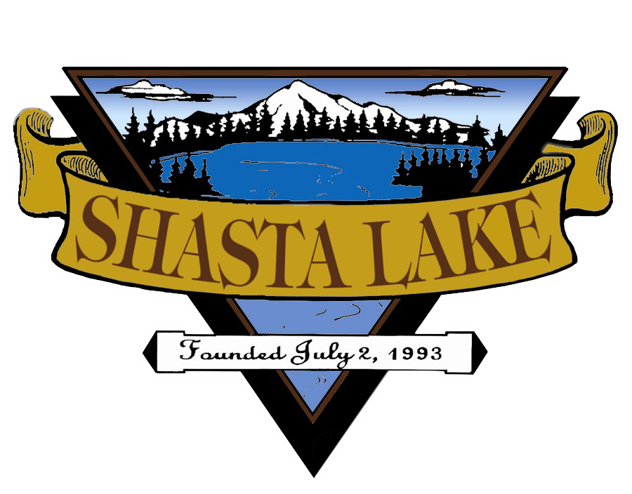 City of Shasta Lake logo