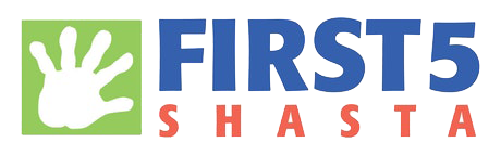First 5 Shasta logo