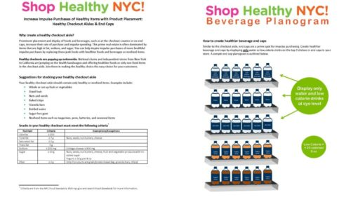 thumbnail of Shop Healthy Planograms