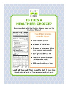 thumbnail of Healthier Choice Standards
