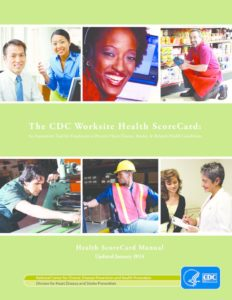 thumbnail of CDC Worksite Health Score Card