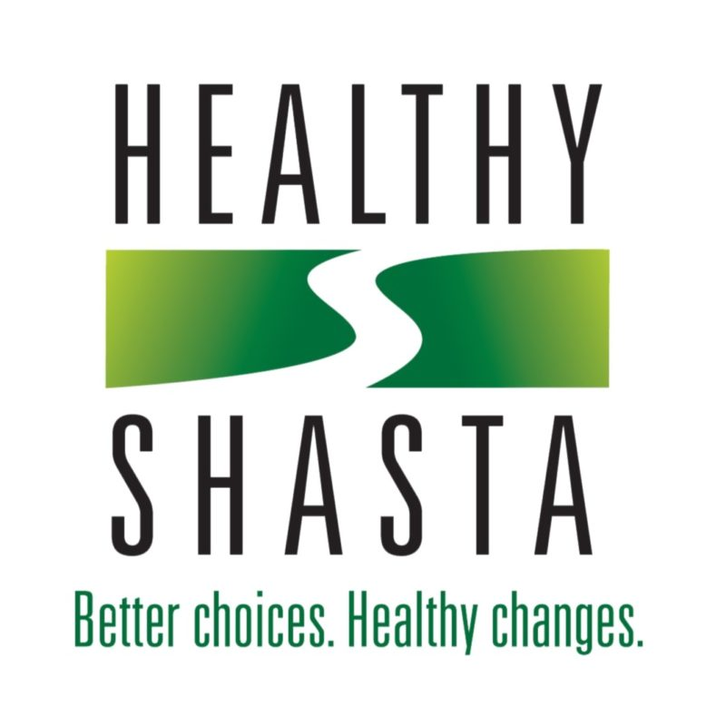 Healthy Shasta logo