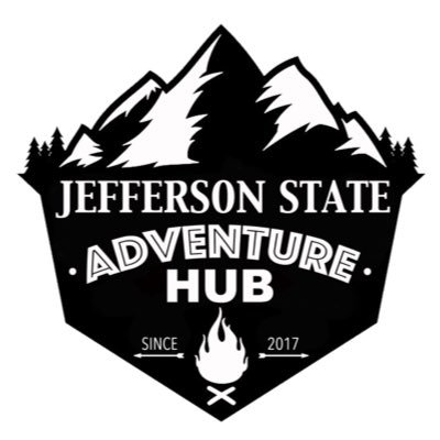 Jefferson State Adventure Hub logo