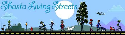 Shasta Living Streets logo