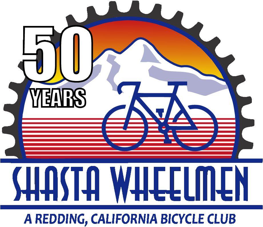 Shasta Wheelmen logo